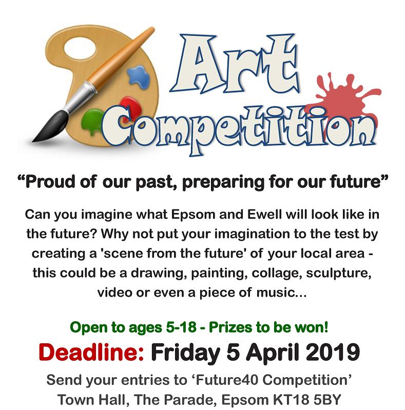 Future40 Art Competition